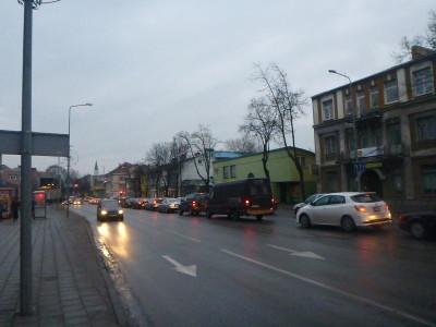 Downtown Siauliai