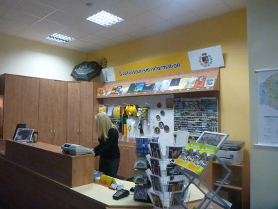 Tourist Information Office in Siauliai