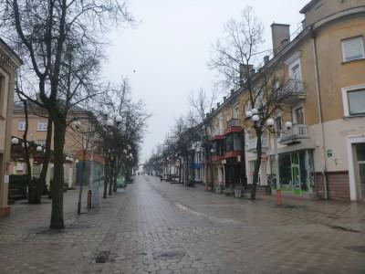 Vilniaus Gatve, Siauliai