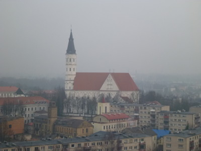 St. Peter and Paul's Cathedral, Siauliai, Lithuania