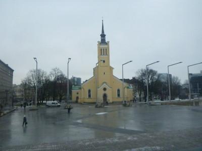 St. John's Church in Freedom Square, Tallinn