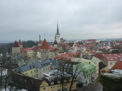 Kohtu Viewpoint, Tallinn, Estonia