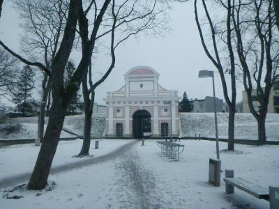 Tallinn Gate, Parnu, Estonia