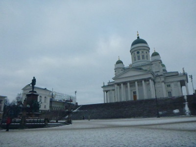 Senate Square and Cathedral