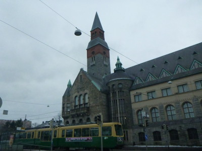 Backpacking in Finland - Top Sights in Helsinki