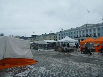 Kauppatori (Market Square)