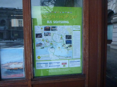 Open Top Tours Routes
