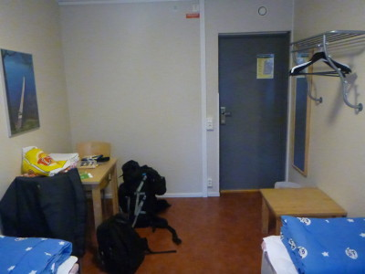 My room in Malmo