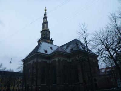 Church of Our Saviour on Princessegade Street.