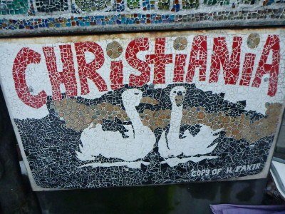 Art in the Republic of Christiania