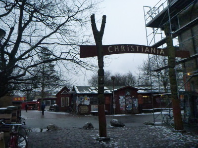 Backpacking in Christiania: An Independent Republic Since 1971
