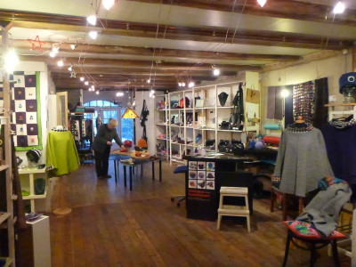 The shop in Christiania