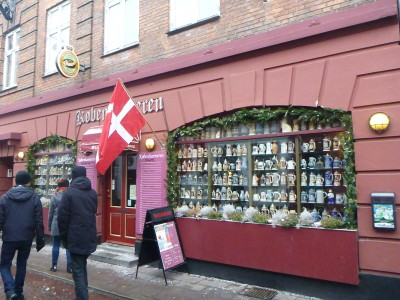 Backpacking in Denmark: Exploring Helsingor, Hamlet's Town