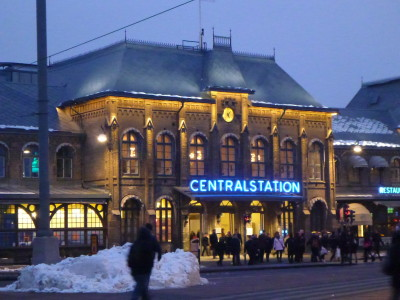 Gothenburg Central Station, Sweden