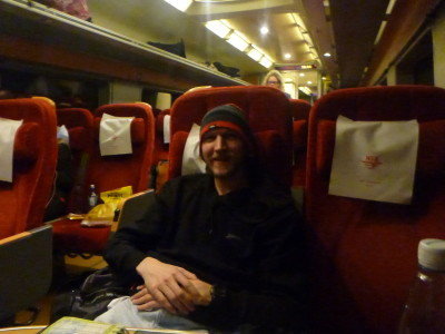 World Borders: Crossing from Sweden into Norway for My 99th Country (Gothenburg to Oslo Train)