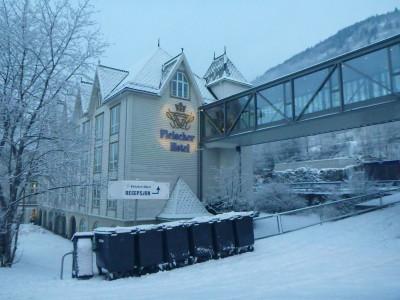 The Fleischer Hotel in Voss, Norway