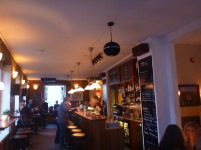 Bar in Pingvinen