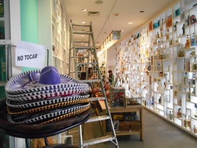 Massive souvenir shop