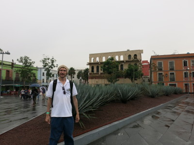 The Tequila Museum is in Garibaldi Square, Mexico City.
