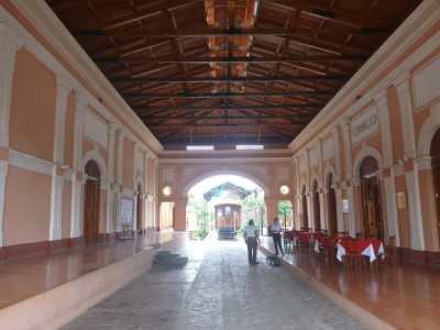 Antigua Estacion del Ferrocarril - the Old Railway Station