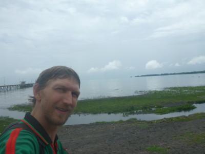 Down by the Lake - Lago de Nicaragua