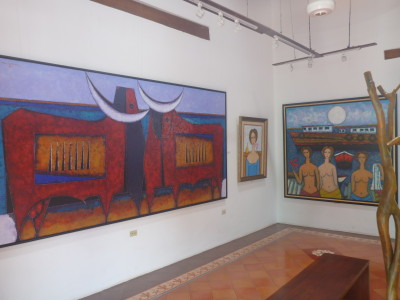 Art Gallery in Granada
