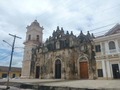 Iglesia de la Merced.