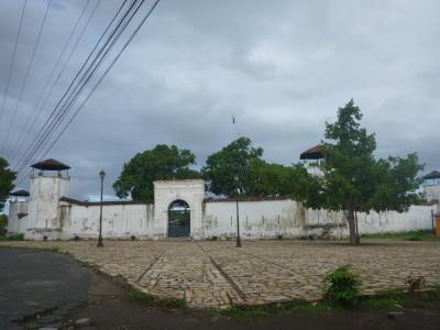 Fortaleza La Polvora, Granada, Nicaragua.