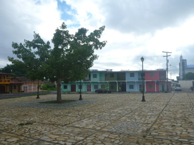 Blander and Quieter - relaxed Nicaragua