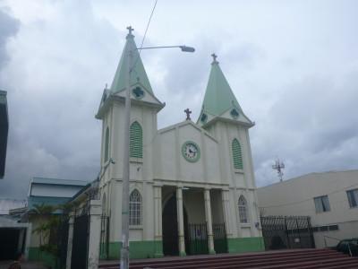 Church in Alajuela