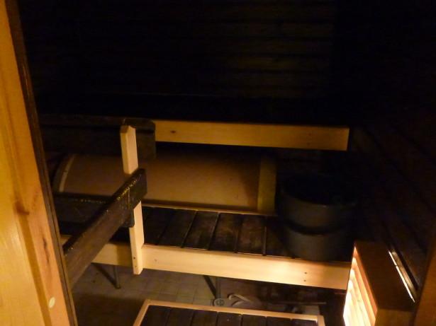 Sofia and Atte's Finnish Sauna in Jarvenpaa