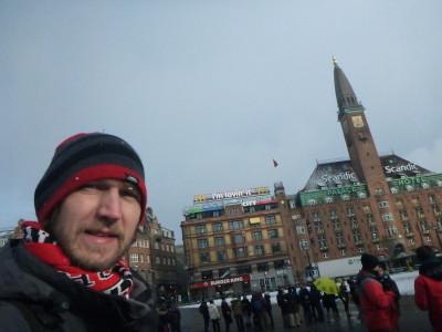 Touring Copenhagen, Denmark