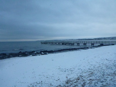 Angelholm Beach, Sweden (February time)