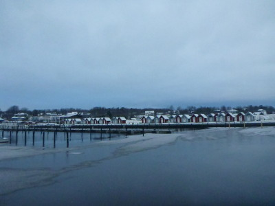 Angelholm Harbour.
