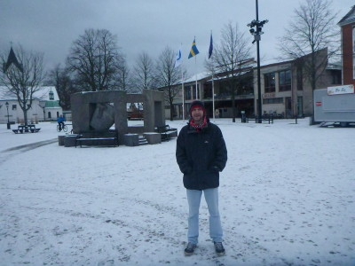 Travelling in Sweden this year - Angelholm