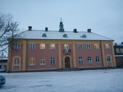 The Old Courthouse in Angelholm, Sweden.