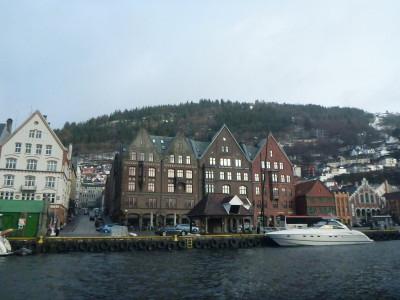 Vagen Harbour, Bergen, Norway