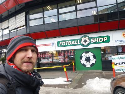 Ulleval Stadium, Oslo