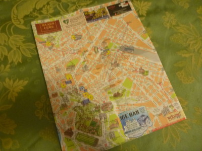 A free map for all guests