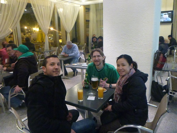 Cheers from Tunisia