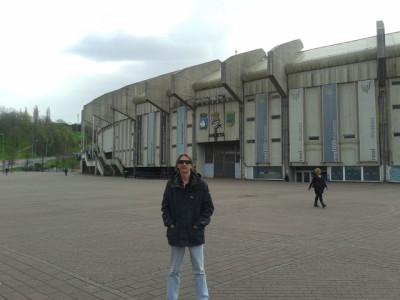 Estadio de Anoeta, home of Real Sociedad