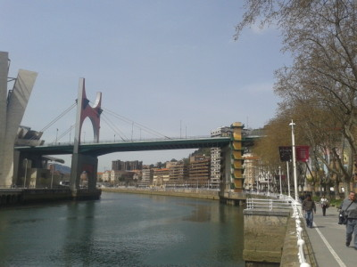 Backpacking in the Basque Country: Top 10 Sights in Bilbao