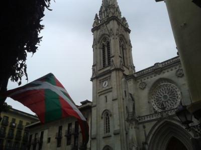 Catedral de Santiago in Bilbao