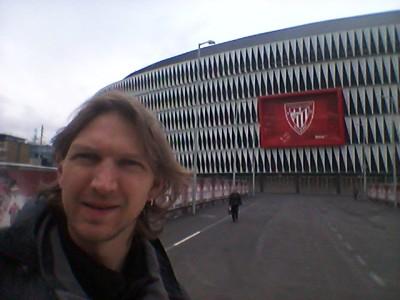 Touring Bilbao - Estadio de Athletic Club Bilbao