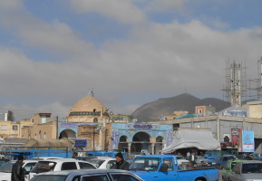 My Top 10 Towns From My First 100 Countries (photo taken in Shahr-e Kord, Iran)