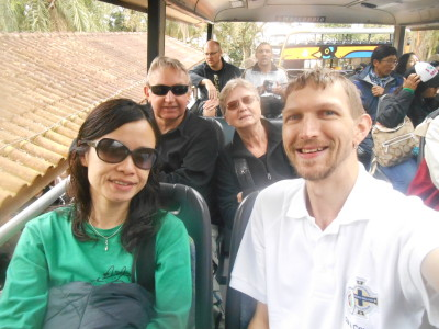 Backpacking with My Parents: Revisiting Iguacu Falls, Brazil
