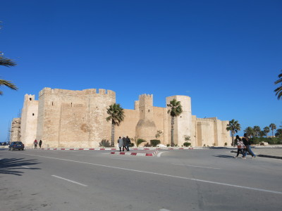 Monastir Fort, Tunisia