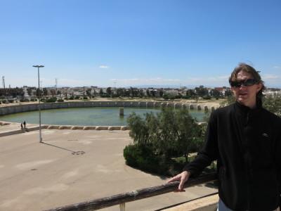 Aghlabid Basins in Kairouan, Tunisia