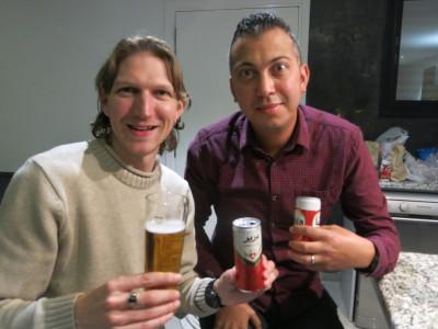 Beers in Tunis