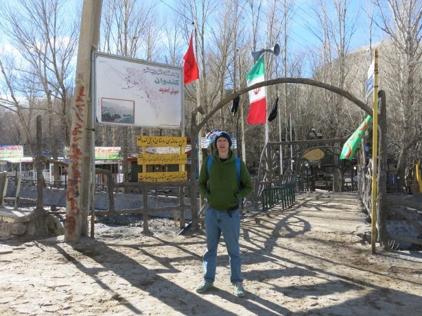 Backpacking in Iran: Taking A Group Tour